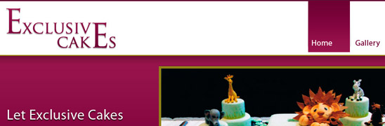 Exclusive Cakes